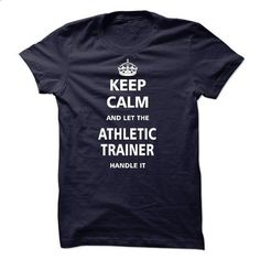 Let the ATHLETIC TRAINER - #shirtless #shirt maker. I WANT THIS => https://www.sunfrog.com/LifeStyle/Let-the-ATHLETIC-TRAINER.html?60505