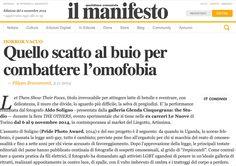 L'articolo sulla performance realizzata a THE OTHERS 2014 da Aldo Soligno pubblicata su Il Manifesto. Testo di Filippo Brunamonti, immagini Aldo Soligno, dalla serie Let Them Show Their Faces.
