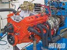 Small-Block Chevy Build - 391HP Chevy 350 Engine For $2,613 - Hot Rod Magazine