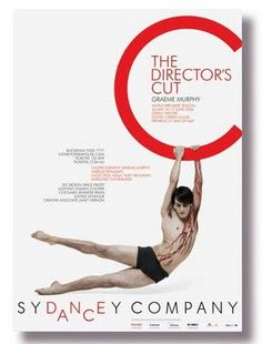 Sydney Dance Company - Editors: Look at the C...almost looks like a circle. What do you think about this for a repeatable graphic element?