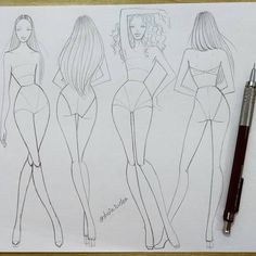 Fashion Design Sketches 735283076651252759 - Fashion Design Sketchbook Tutorials Best Ideas Source by marzatico design sketches Source by mildredgualtieri Fashion Model Sketch, Fashion Design Sketchbook, Fashion Design Drawings, Fashion Sketches, Art And Illustration, Fashion Illustration Sketches, Illustrations, Fashion Figure Templates, Fashion Design Template