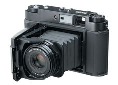 FujiFilm GF670. My Medium Format Camera.
