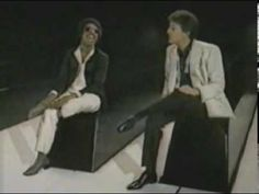 Ebony and Ivory - Paul McCartney and Stevie Wonder...Oh You forgot about this huh?