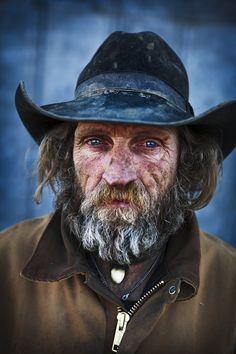 American Cowboy Big Piney, Wyoming, USA