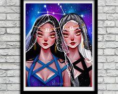 Digital art Clip art Poster prints by MuzenikArt on Etsy Best Inkjet Printer, Coraline Art, Cute Christmas Cards, Got Characters, Dance Moms Girls, Game Of Thrones Art, Digital Art Girl, Photo Center, Process Art