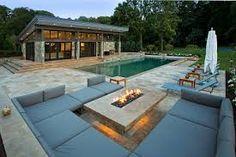 Resultado de imagen de pool house
