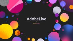 "Check out this @Behance project: ""Adobe Live: Visual Identity"" https://www.behance.net/gallery/65508639/Adobe-Live-Visual-Identity"