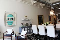 Christopher & Natalie's Touch of Hollywood Regency Loft