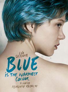 'Blue Is The Warmest Color' (Le bleu est une couleur chaude) with Léa Seydoux