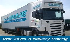 Traindrive have over 25yrs experience in Driver Training and offer bus,truck and car and trailer courses.