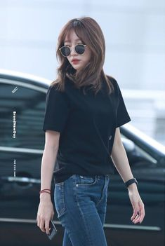 teen casual fashion tips Korean Girl Fashion, Korean Fashion Trends, Korean Street Fashion, Ulzzang Fashion, Look Fashion, Swag Fashion, Fashion 2020, Fashion Tips, Womens Fashion
