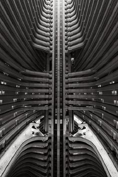 "chaos-culture:  "" Marriott Marquis Hotel, Atlanta, Georgia  By Manuela Martin  """