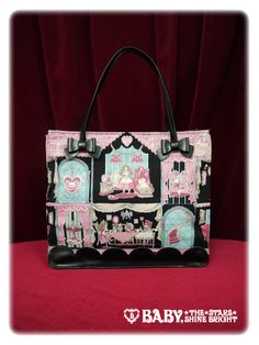 Baby, the stars shine bright ALICE's doll house Bag