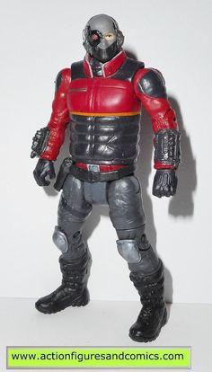 dc universe Multiverse DEADSHOT batman Arkham city infinite heroes crisis series mattel toys action figures video game