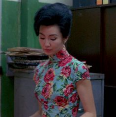 • In the mood for love Maggie Cheung hoanbee •