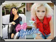 Jordyn Jones vs. Young Lyric AKA Lyrikkal (GIRLS RAP BATTLE!!!)