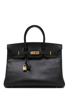 Shop 35Cm Black Ardennes Leather Birkin by Heritage Auctions Special Collections for Preorder on Moda Operandi