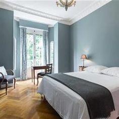 New living room paint colora schemes farrow ball ideas Bedroom Colour Schemes Blue, Blue Gray Bedroom, Bedroom Paint Colors, Paint Colours, Bedroom Neutral, Neutral Colors, Neutral Paint, Gray Paint, Oval Room Blue