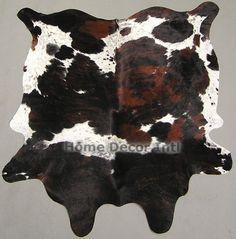 indi cow rug 7