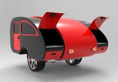 Expandable Teardrop Trailers Image 6