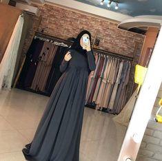 Burqa Designs, Abaya Designs, Lehnga Dress, Hijab Dress, Arab Fashion, Muslim Fashion, Modest Outfits, Modest Clothing, Kaftan Pattern