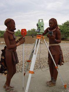 Surveying In Namibia - Land Surveyors United ::