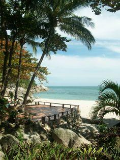 Kho Phangan, Thailand http://snippetsofatraveller.blogspot.de/2013/04/die-besten-beach-spots-in-thailand.html