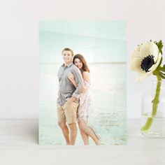 """""""Watercolor Wash"""" - Save The Date Postcards in Blush by Phrosne Ras. Save The Date Photos, Save The Date Postcards, Save The Date Cards, Postage Rates, Design Guidelines, Photo Layouts, Holiday Photo Cards, Custom Photo, Overlays"""