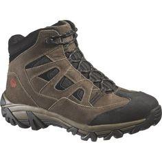 Men's Wolverine CULLEN Steel Toe Boots BROWN 7 M Wolverine. $41.99