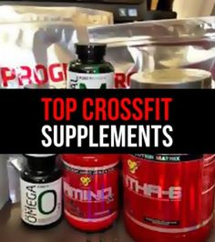 Top CrossFit Supplem