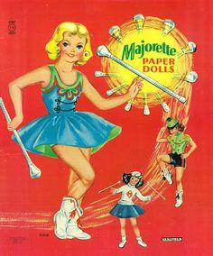 Majorette 1957 - Bobe Green - Picasa Web Albums
