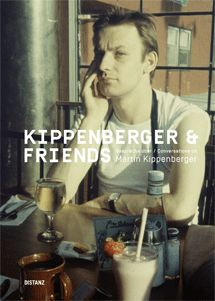 """Buchcover """"Kippenberger & Friends"""""""