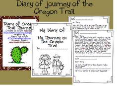 Oregon Trail Diary