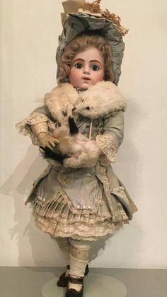 Antique French Bru Bebe