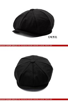 2c8771a12a9 Discount New Arrivals Adult Newsboy Caps Hat All Match Berets Winter Warm  Cap Hat More From