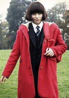 Yasmin Paige in the film Submarine.
