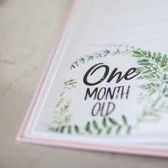 What are you favourite memories from the month of bringing a baby home? Memory Journal, Baby Journal, Keepsake Baby Gifts, Pregnancy Journal, 1st Day Of School, Baby Memories, Memory Books, Book Gifts, Gender Neutral