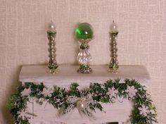 Emilian kotona Havumetsäntiellä: Kynttilänjalka