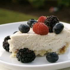 Raw Cheesecake- a completely natural and vegan alternative!