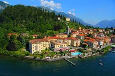 CHIC LAKE COMO GETAWAY - The Grand Hotel Villa Serbelloni in Bellagio Italy a favorite among discerning Travelers & Jetsetters www.thedaysofthechic.com/blog/2015/1/23/lake-como-chic-at-the-hotel-villa-serbelloni