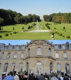 Wedding In A Castle, Paris