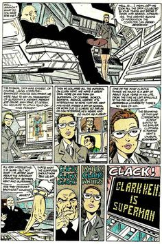 Lex Luthor's biggest data mining failure    http://fundingthekryptonite.blogspot.com