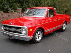 Chevy Vintage Truck