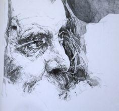 walker drawing reworked   Flickr - Photo Sharing! By Rupert Bthurst