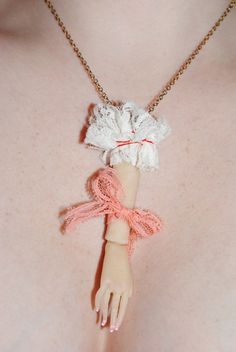 doll necklace (Thanks to my dream of doll, @veronadoll)