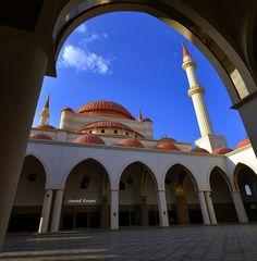 Al-Rajhi mosque in Ha'il,