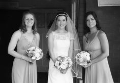 Elegant & graceful... Kate and her bridesmaids.  To see the full photo set & blog, click here: http://thebowdonrooms.co.uk/a-touch-of-class-at-the-bowdon-rooms