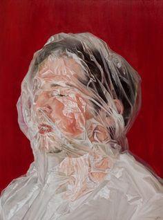 Philadelphia-based artist Maria Teicher's latest body of work focuses on portraits and narrative paintings that feature disturbing yet delicate compositions. Art Alevel, Deco Nature, Plastic Art, A Level Art, Wow Art, Gcse Art, Environmental Art, Art Sketchbook, Oeuvre D'art