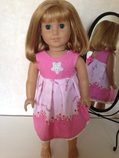 18 Inch American Girl Doll Clothes Pretty Little by TCsTreasures, $12.00