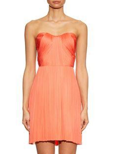Sicilia silk-tulle dress  | Maria Lucia Hohan | MATCHESFASHION.COM US